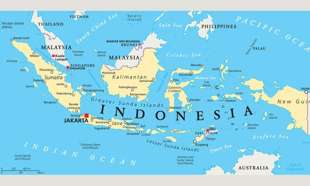 10 Place The Most Visited Tourist In Indonesia