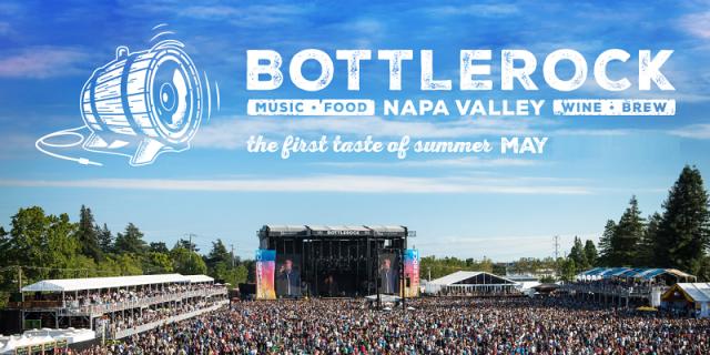 BottleRock Festival Tickets