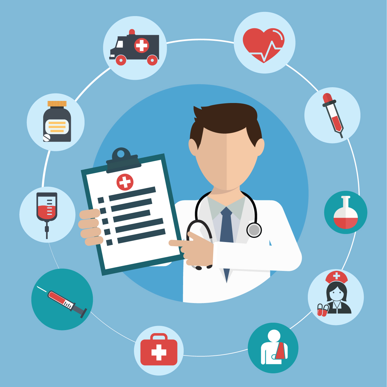 CRM Software in Medical
