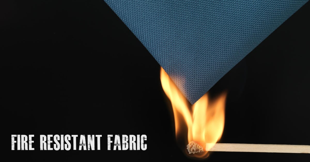 fireproof fabric suppliers