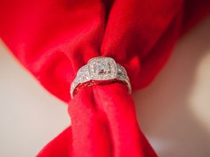 Three stones engagement ring styles