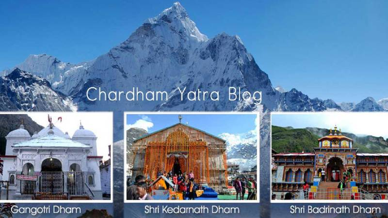 chardham yatra tour package from delhi