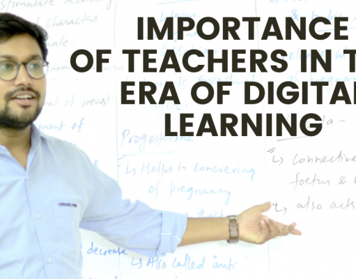 Importance of Teachers in this Era of Digital Learning
