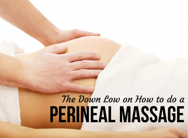 Perineum Massage