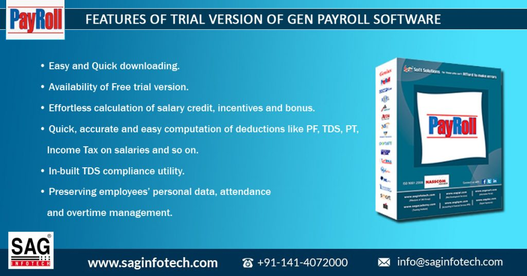 Gen Payroll Software For HR Management