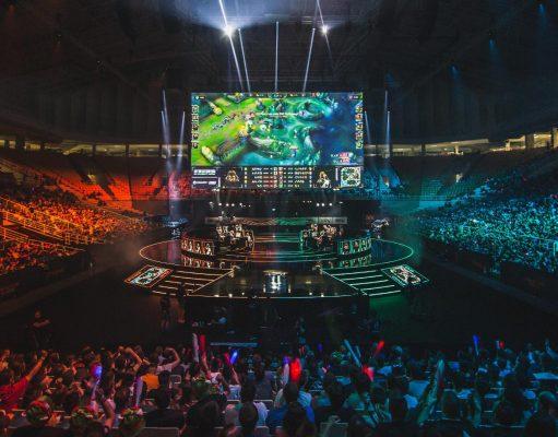 Esports platform development