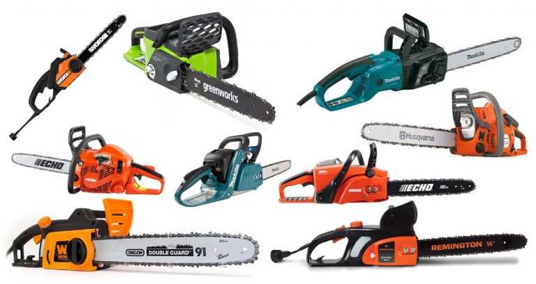 Choosing The Professional Chainsaw That's Right for You