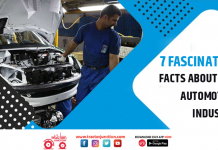 7 Fascinating Facts About the Automotive Industry