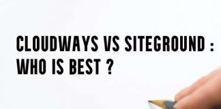 Best Cloudways Vs Siteground 2021