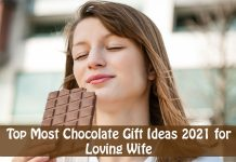 Top Most Chocolate Gift Ideas 2021 for Loving Wife