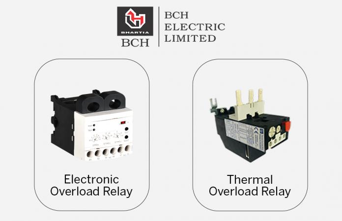 Overload relay