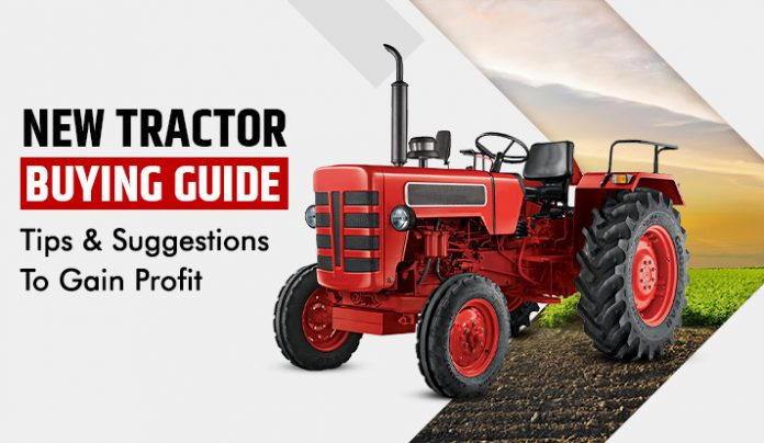 New Tractor Buying Guide