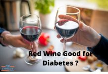 Is red wine GOOD for diabetics ?