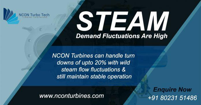 Steam Turbine Manufacturers In India