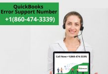 Quickbooks Error SuPPort NUmber