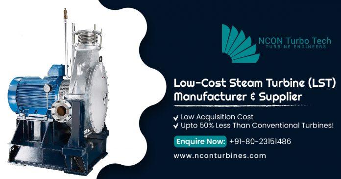 Low pressure steam turbine manufacturers
