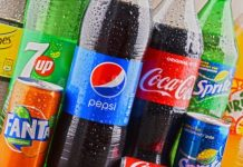 soft drink brands