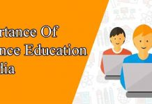 Does a Distance Education degree have any importance in India