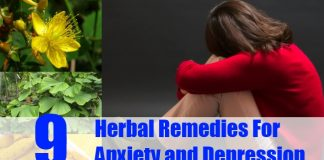 herbs for relieving depression