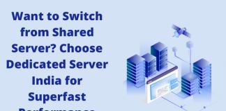 Dedicated Server India