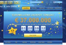 online global lottery