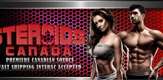 Steroids Canada