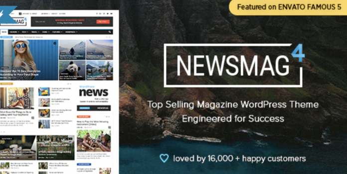 newsmag theme download