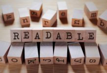 readablity affect on essay writing