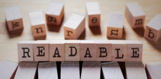 readablity affect on essay writing