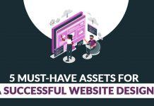 assets for a successful Website Design