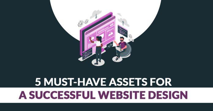 assets for a successful Website Design