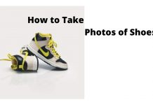 How to Photograph Shoes That People Would Want to Buy