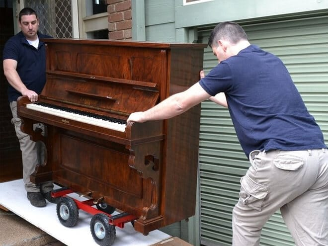 Piano Moving in Rochester