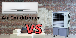 Portable Air Conditioners and Portable Coolers Are Not the Same
