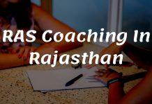 RAS Coaching In Rajasthan