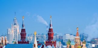 Top 12 places to visit in Russia
