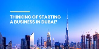 start company in Dubai