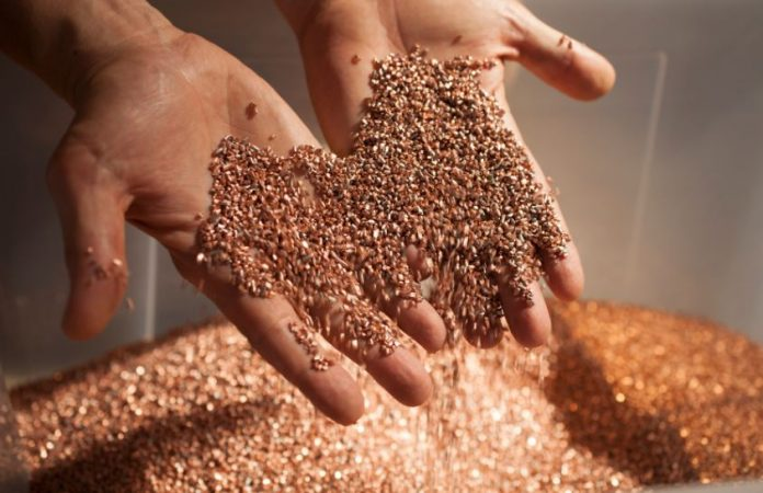 Copper-Recycling