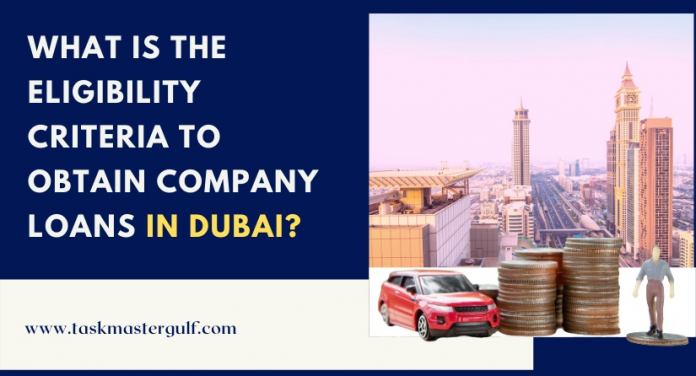 company loans in Dubai