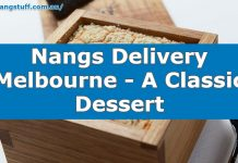 Nangs Delivery Melbourne - A Classic Dessert