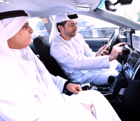 Rent a car in Dubai - some good tips on driving