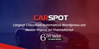 Dealer WordPress Themes