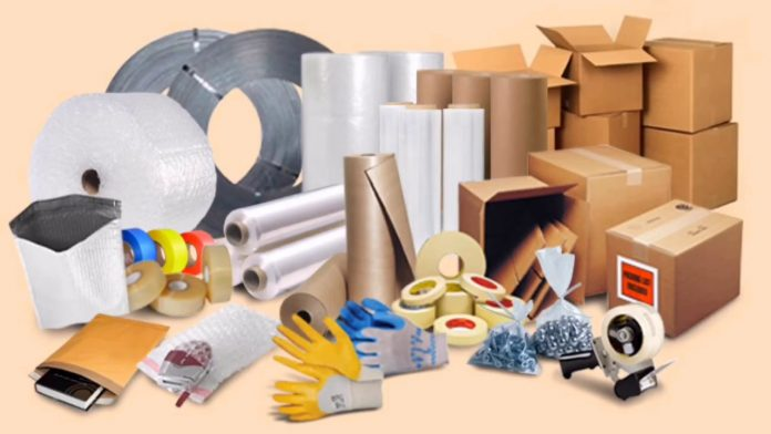 packaging aids and materials