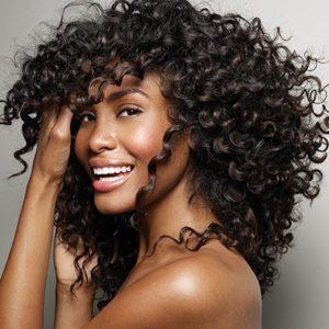 Enjoy amazing hair texture