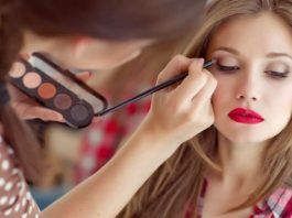 Wedding bridal makeup services in Lahore