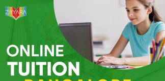 Online Tuition In Banglore