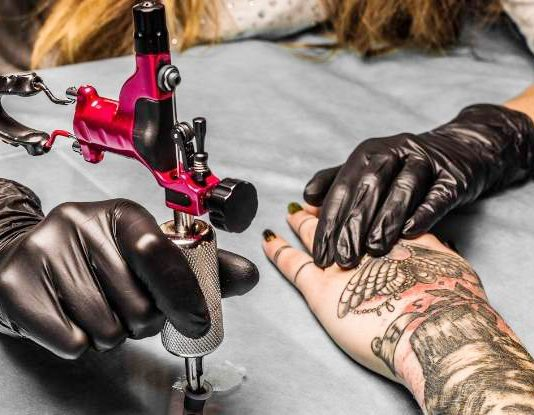 The Best Tattoo Machine Review For Beginners Guide