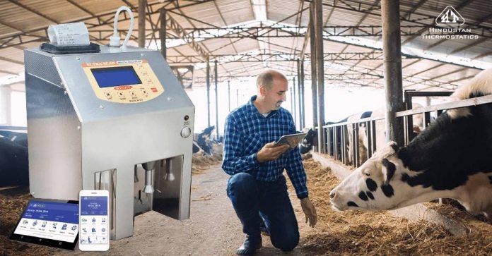 milk analyzer