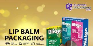 Lip Balm Packaging