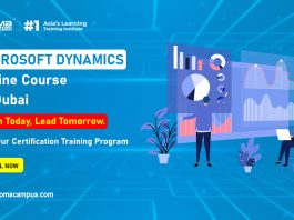 Microsoft Dynamics Online Training in Dubai